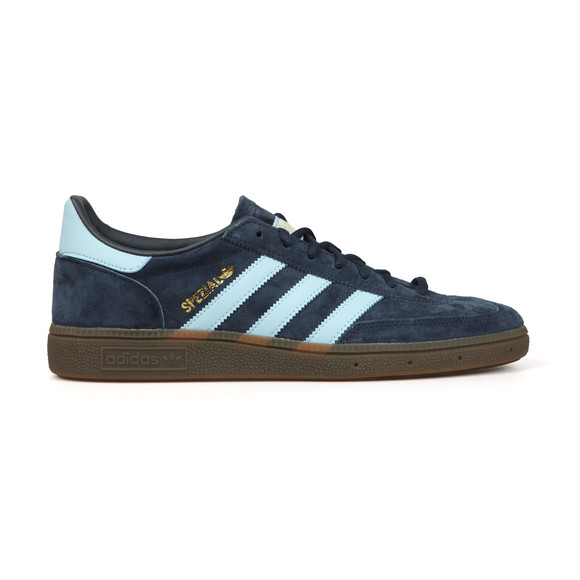 adidas Originals Mens Blue Handball Spezial Trainers