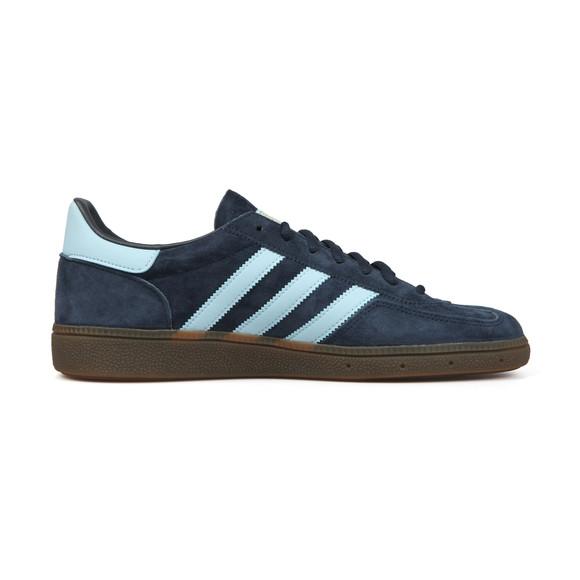 adidas Originals Mens Blue Handball Spezial Trainers main image