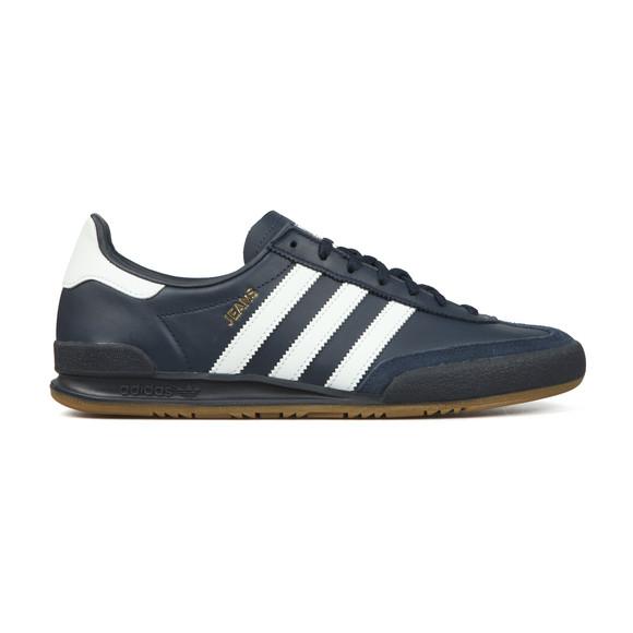 adidas Originals Mens Blue Jeans Trainer
