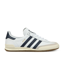 adidas Originals Mens White Jeans Trainer