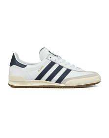 adidas Originals Mens White Jeans Trainer