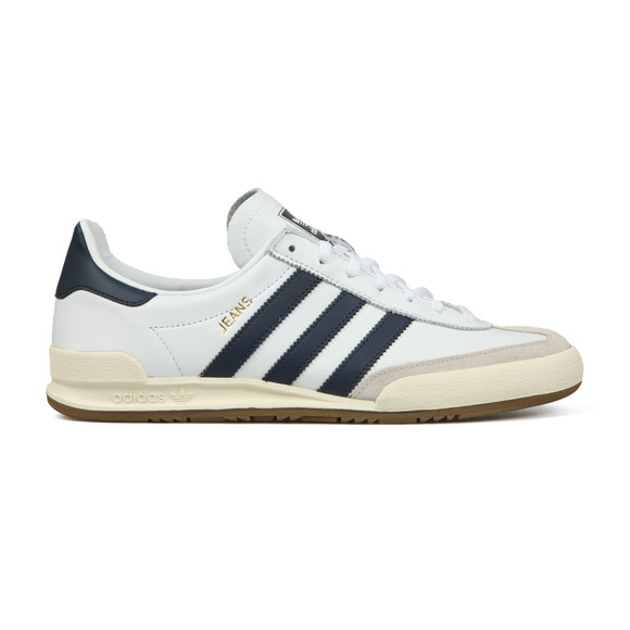 adidas Originals Mens White Jeans Trainer main image