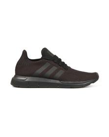 adidas Originals Mens Black Swift Run Trainer