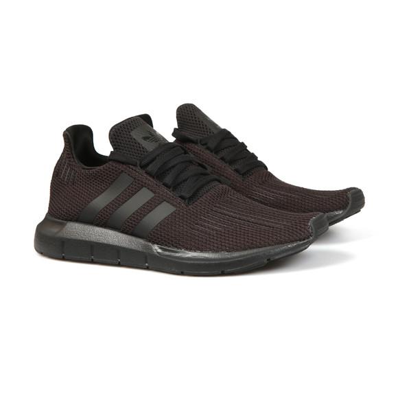 adidas Originals Mens Black Swift Run Trainer main image