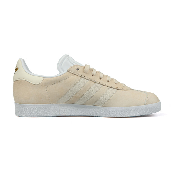 adidas Originals Womens Off-White Gazelle W Stitch Trainer main image