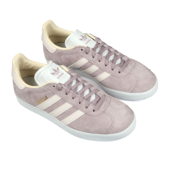 adidas Originals Womens Purple Gazelle OG W Trainer main image