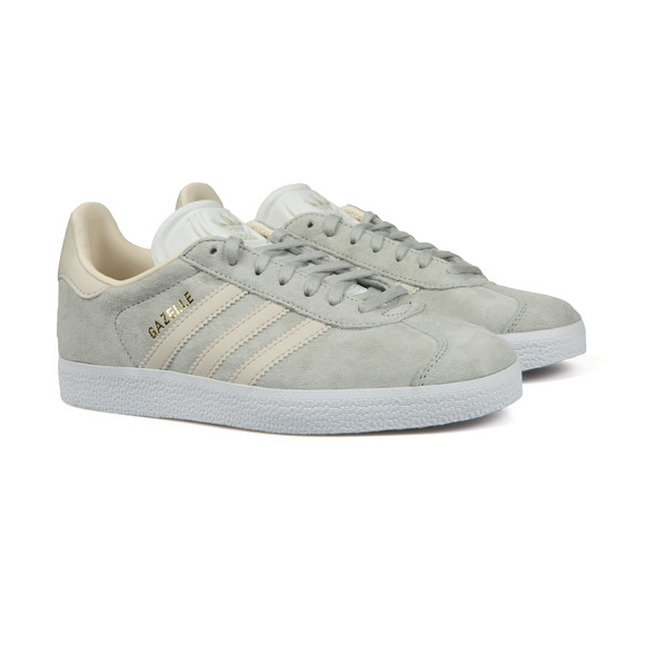 adidas Originals Womens Silver Gazelle OG W Trainer main image