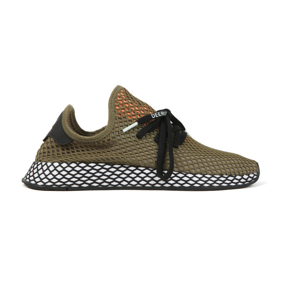 adidas Originals Mens Green Deerupt Trainer main image