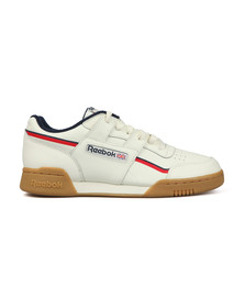 Reebok Mens White Workout Plus MU Trainer