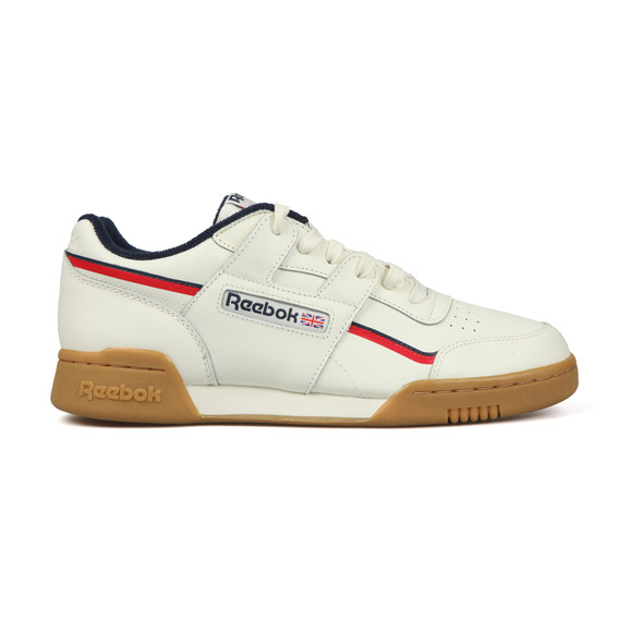 Reebok Mens White Workout Plus MU Trainer main image
