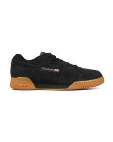 Reebok Mens Black Workout Plus MU Trainer