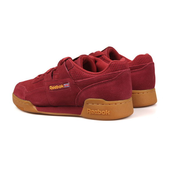 Reebok Mens Red Workout Plus MU Trainer main image