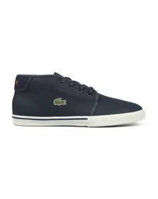 Lacoste Mens Blue Ampthill 119 Trainer