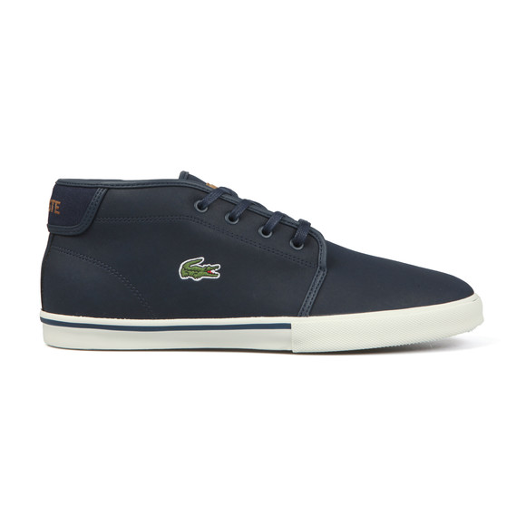 Lacoste Mens Blue Ampthill 119 Trainer main image