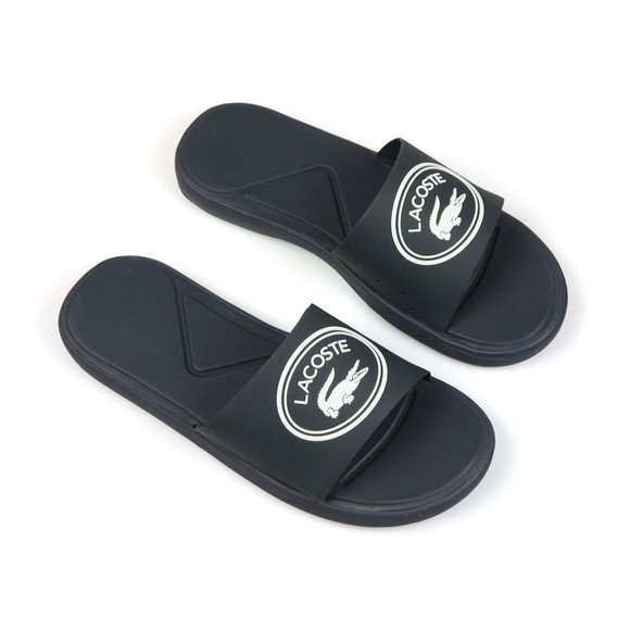 Lacoste Mens Blue L30 119 Slides main image