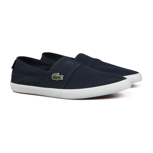 Lacoste Mens Blue Marice BL 2 Cam Trainer