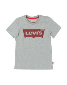 Levi's Boys Grey Batwing Logo T Shirt