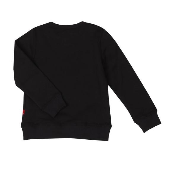 Levi's Boys Black Boy's Batwing Sweatshirt  main image