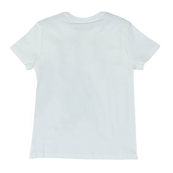 Paul Smith Junior Boys White Tyrell T Shirt