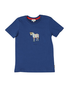 Paul Smith Junior Boys Blue Tybalt T Shirt
