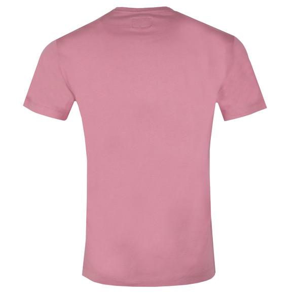 Hackett Mens Pink Classic Logo Tee main image