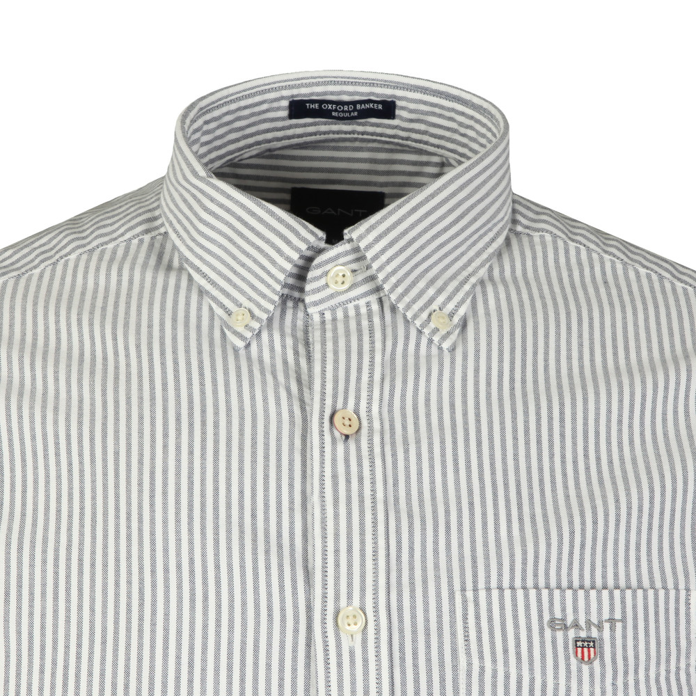 Oxford Banker Shirt main image