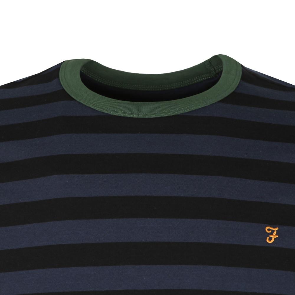 Belgrove Striped Tee main image
