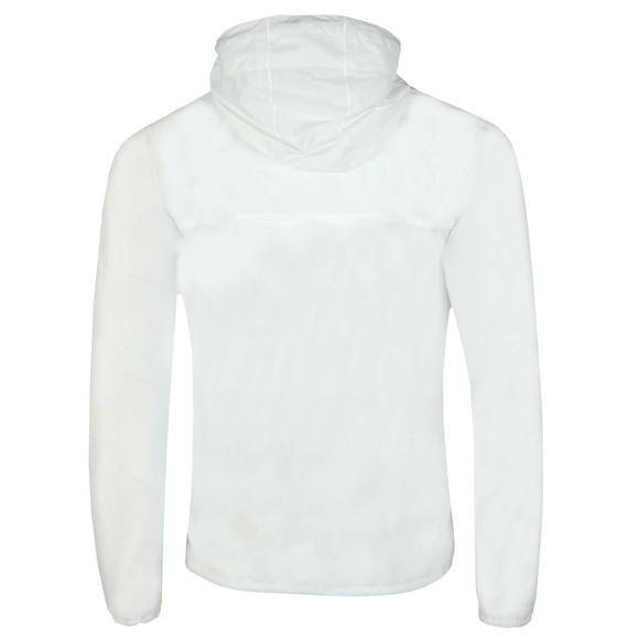 K-Way Mens White Le Vrai 3.0 Claude Jacket main image