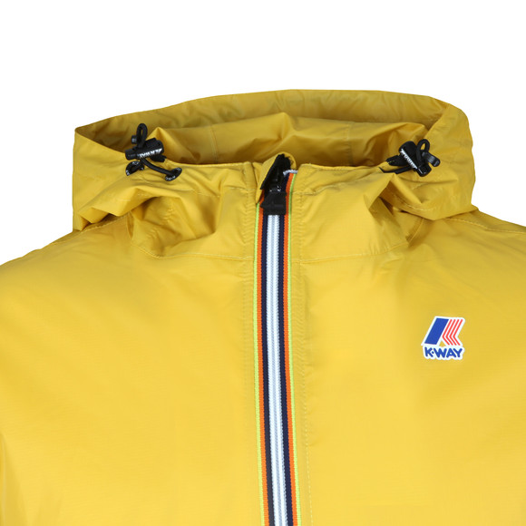 K-Way Mens Yellow Le Vrai 3.0 Claude Jacket main image
