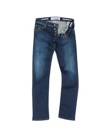 Jacob Cohen Mens Blue J622 Comfort Jean