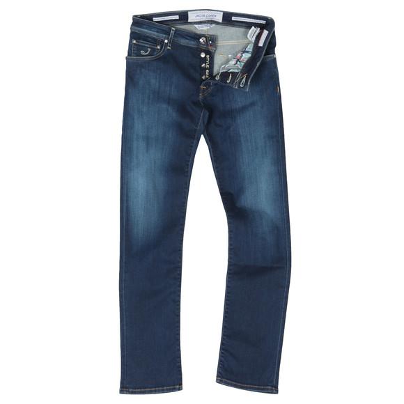 Jacob Cohen Mens Blue J622 Comfort Jean