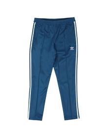 adidas Originals Mens Blue Beckenbauer Track Pant