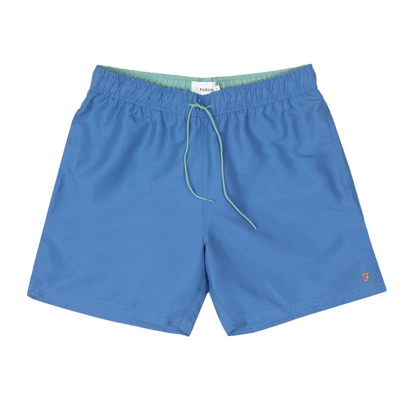 Farah Mens Blue Colbert  Swimshort