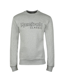 Reebok Classic Mens Grey Crew Sweat