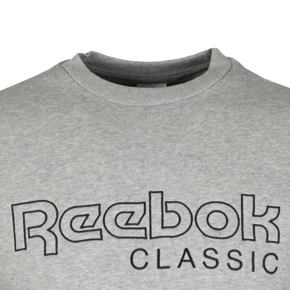 Reebok Mens Grey Crew Sweat main image