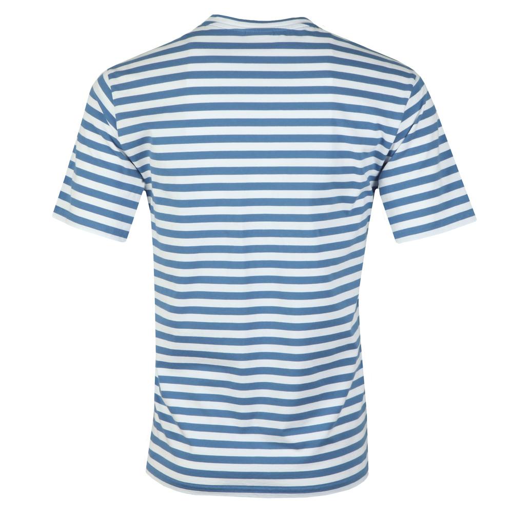 Charles Plain Stripe T Shirt main image