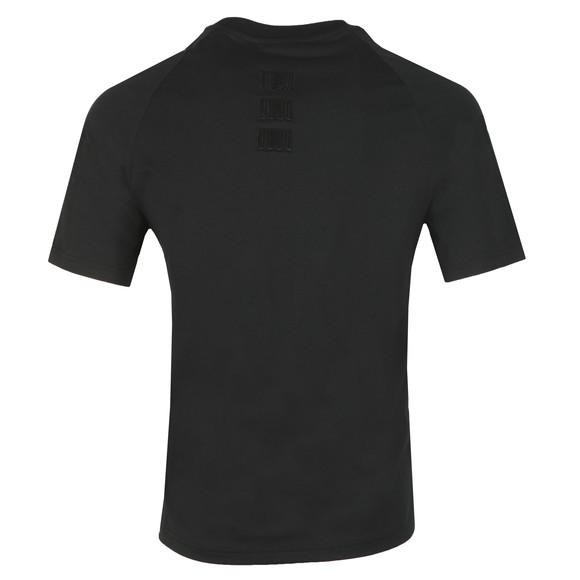 J.Lindeberg Mens Black Dale Distinct Cotton T Shirt main image
