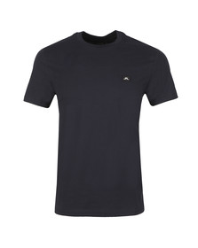 J.Lindeberg Mens Blue Bridge Jersey T Shirt