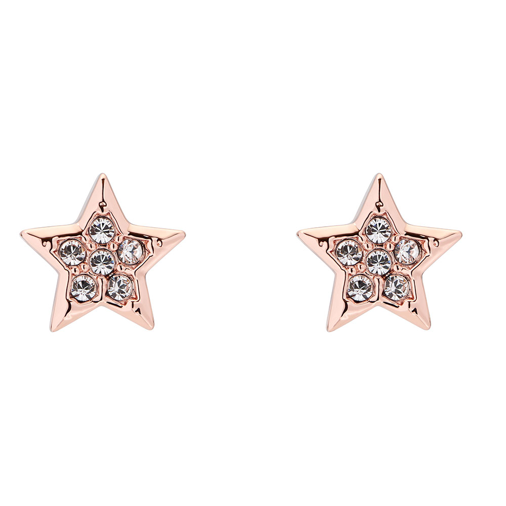 Safire Shooting Star Stud Earring main image