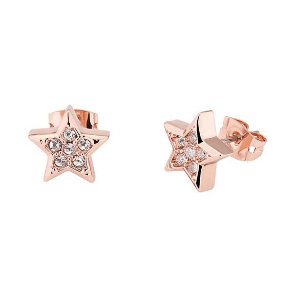 Ted Baker Womens Pink Safire Shooting Star Stud Earring main image