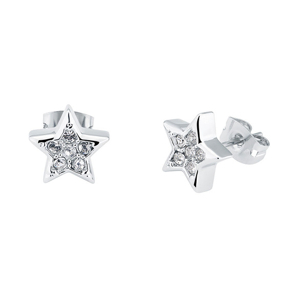 Ted Baker Womens Silver Safire Shooting Star Stud Earring main image