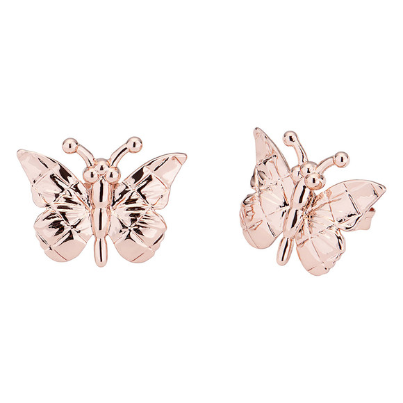 Ted Baker Womens Pink Bethna Butterfly Earring main image