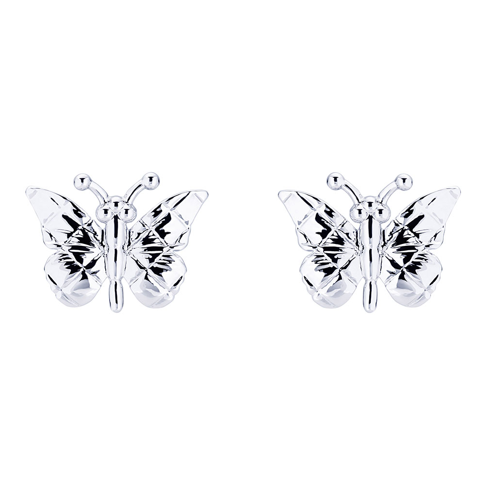 Bethna Butterfly Earring main image