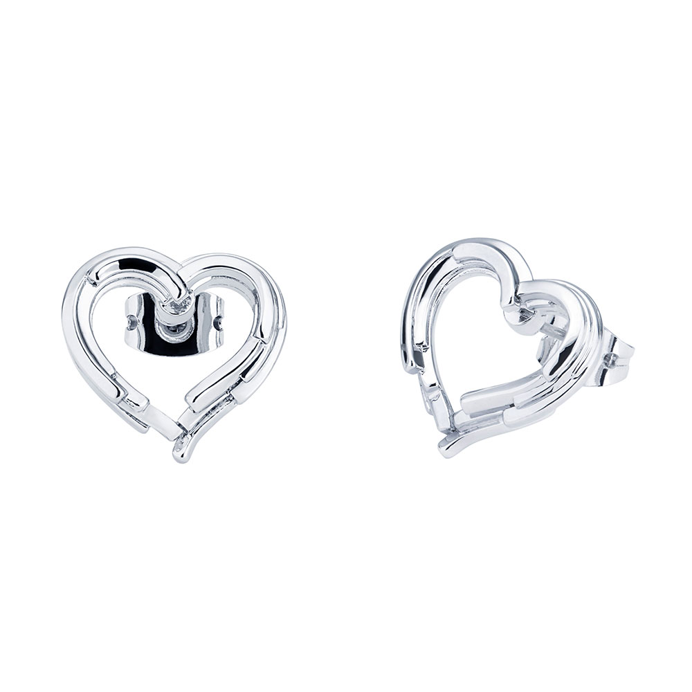 Lornaa Layered Heart Earring main image
