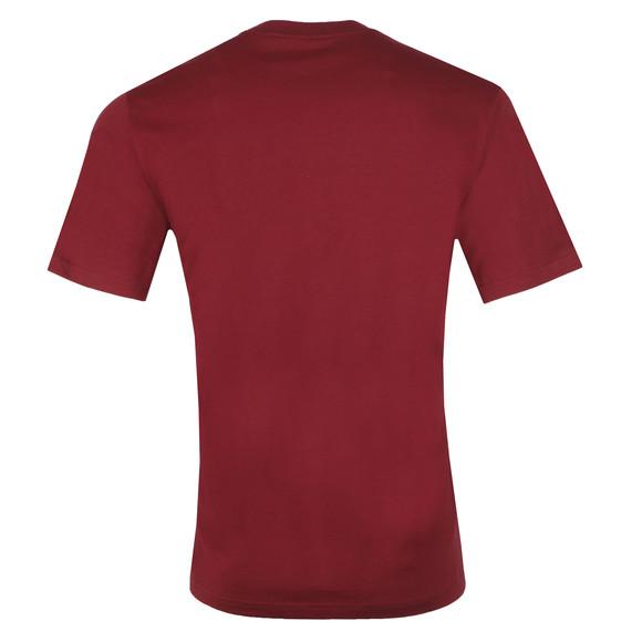 Carhartt Mens Red Pocket Crew T-Shirt main image