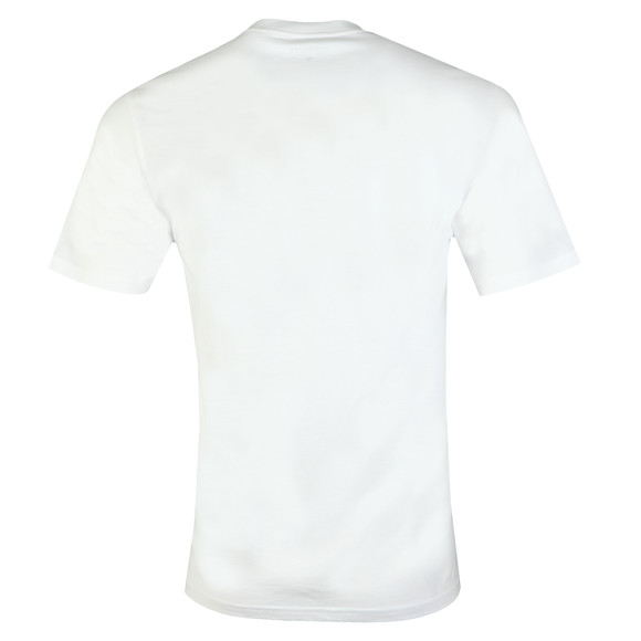 Carhartt Mens White Script T Shirt main image