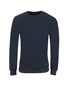 Edwin Mens Blue Edwin Nicki Sweat
