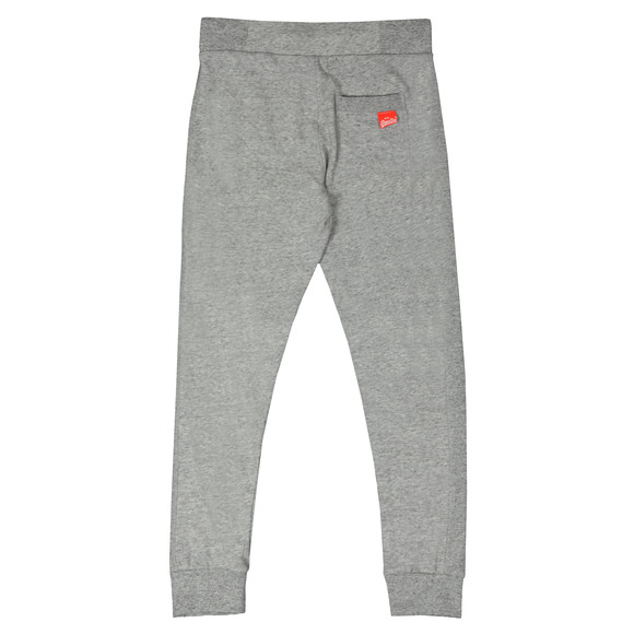 Superdry Mens Grey Orange Label Lite Jogger main image