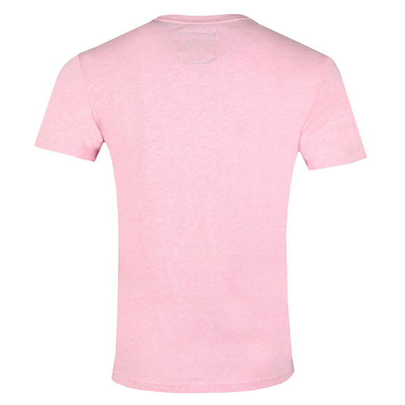 Superdry Mens Red Authentic Pastel Tee main image