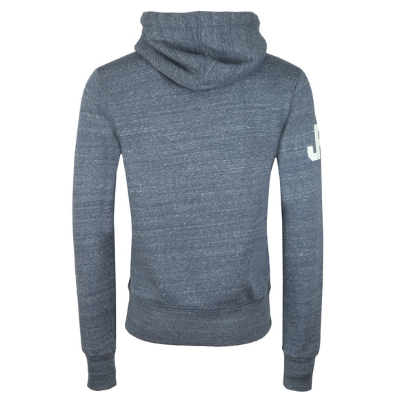 Superdry Mens Blue Premium Goods Duo Hood main image